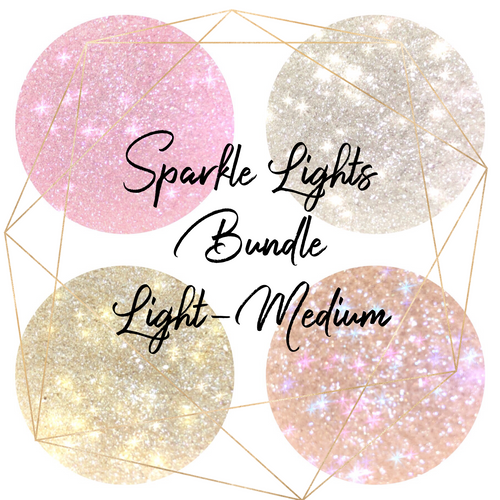 Sparkle Lights Bundle Light-Medium - Love Luxe Beauty