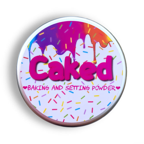 CAKED - Baking and Setting Powder - Love Luxe Beauty