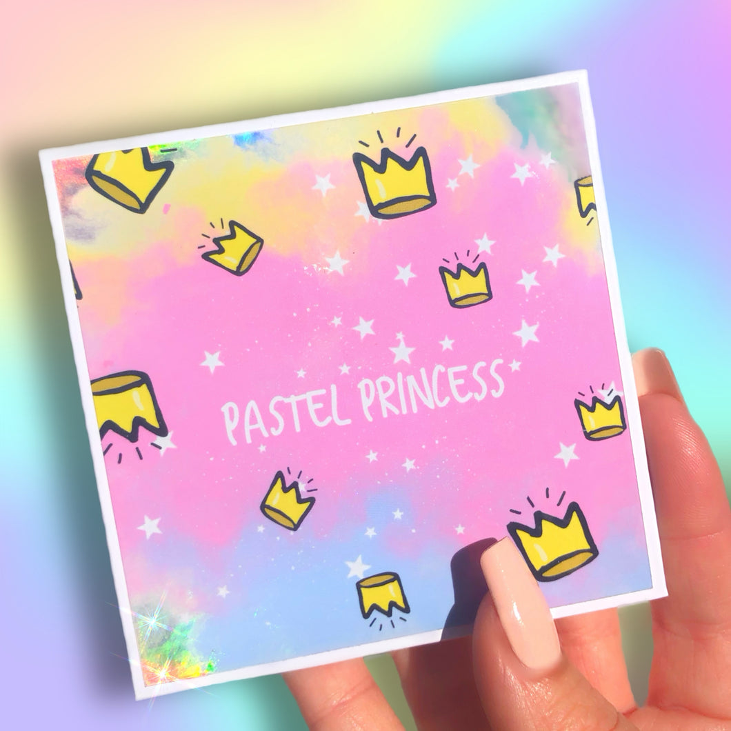 PASTEL PRINCESS Palette (Limited Edition)