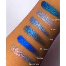 Pressed Pigment Eyeshadow (Saturated Color) - CHILLS