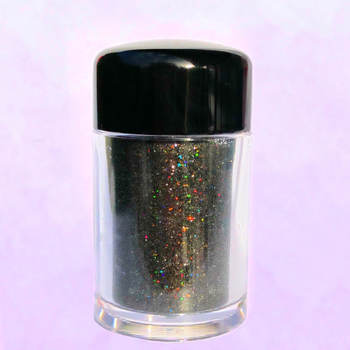Glitter - BLACK MAGIC - Love Luxe Beauty
