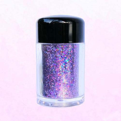 JUPITER Holographic Glitter - Love Luxe Beauty