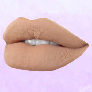 Liquid Lipstick - BOUJEE BEIGE - Love Luxe Beauty