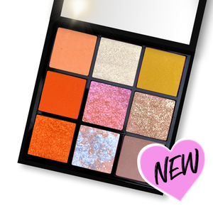 Eyeshadow Palette - PUMPKIN COCONUT