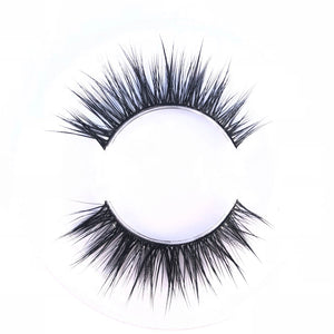 CROSS WISPED - Faux Mink Luxe Lashes - Love Luxe Beauty