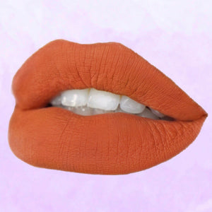 Liquid Lipstick - RUST (Limited Edition) - Love Luxe Beauty