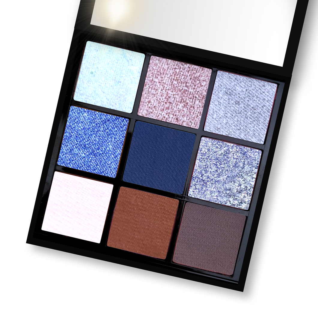 Eyeshadow Palette - WINTER WOODS (Limited Edition)