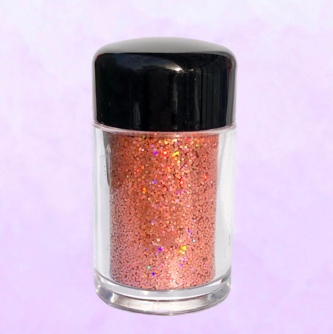 Glitter - FLAME Holographic - Love Luxe Beauty