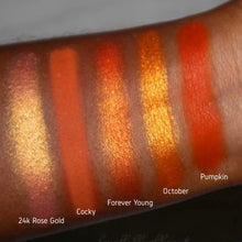 Pressed Pigment Eyeshadow (Saturated Color) - FOREVER YOUNG