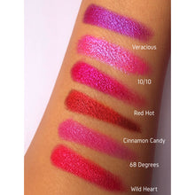Pressed Pigment Eyeshadow (Saturated Color) - RED HOT
