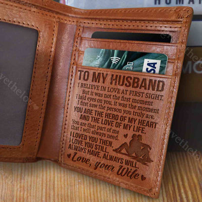 Hero Of My Heart - Wallet
