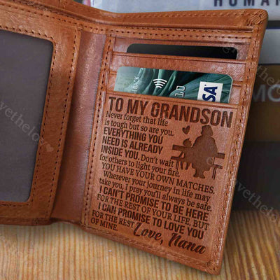 Always Be Safe - Wallet