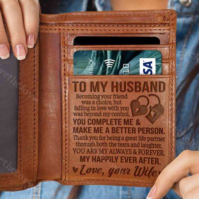 A Great Life Partner - Wallet