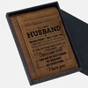 My Husband - My Soulmate - Card Holder