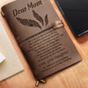 You Are Where My Heart Is - For Mom Notebook