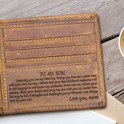 Follow Your Passion - Wallet