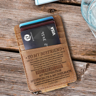 You Are My Life - Money Clip