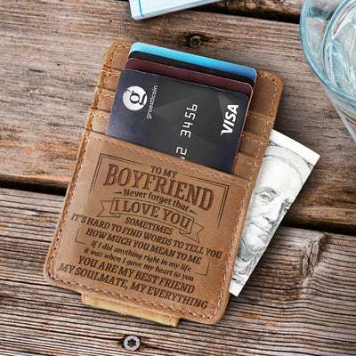 You Are My Soulmate - Money Clip
