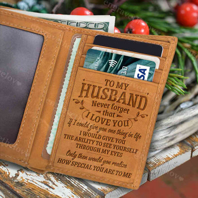 You're Special - Trifold Wallet