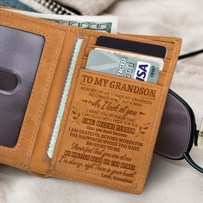 Decent Person - Trifold Wallet