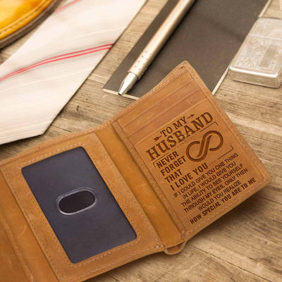 How Special You're - Trifold Wallet
