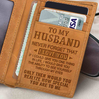 I Love You - Trifold Wallet