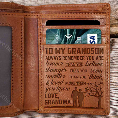 Always remember - Wallet