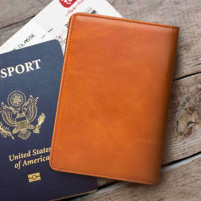 Well and Happy - Passport Cover