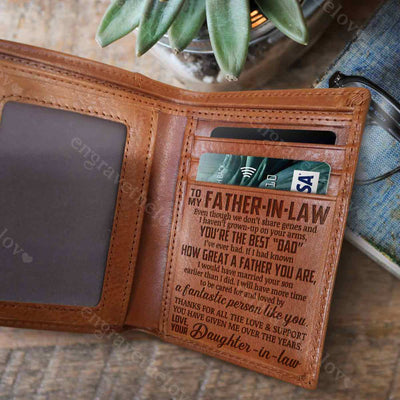 "You're The Best ""Dad"" - Wallet"