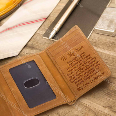 I'm Your Dad - Trifold Wallet