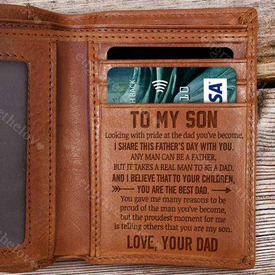 To Be a Dad - Wallet