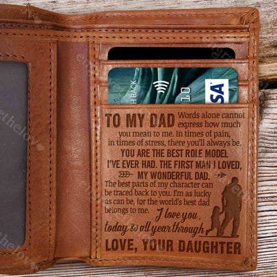The Best Role Model - Wallet
