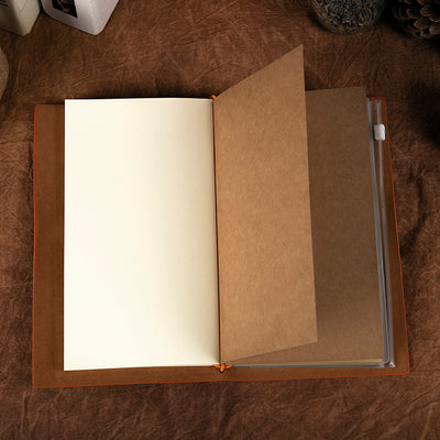 Custom Leather Notebook