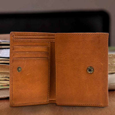One Of Three Places - Wallet