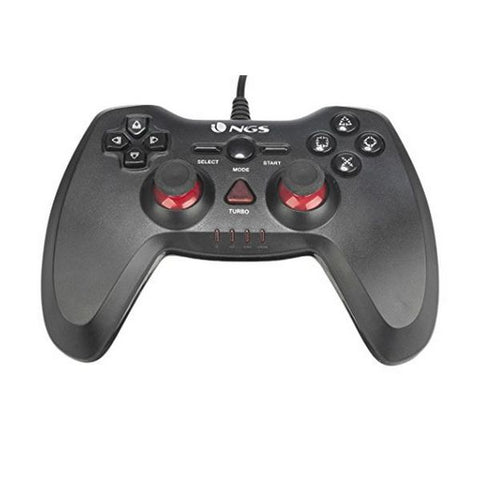 Gaming Controller NGS Maverick PC/PS3 USB LED - Gamer Garagen
