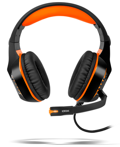 Gaming Headset Krom Konor - Gamer Garagen