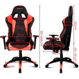 Gamer Stol Drift DR300 BR - Gamer Garagen