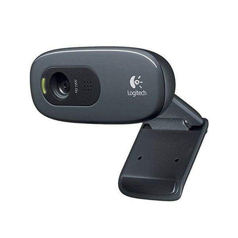 Webcam Logitech C270 - Gamer Garagen