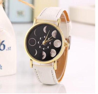 010348 Moon Women Watches Quartz Geneva Rhinestone Luxury Roman Lady Relogio Times Simple Superior Quality Casual S