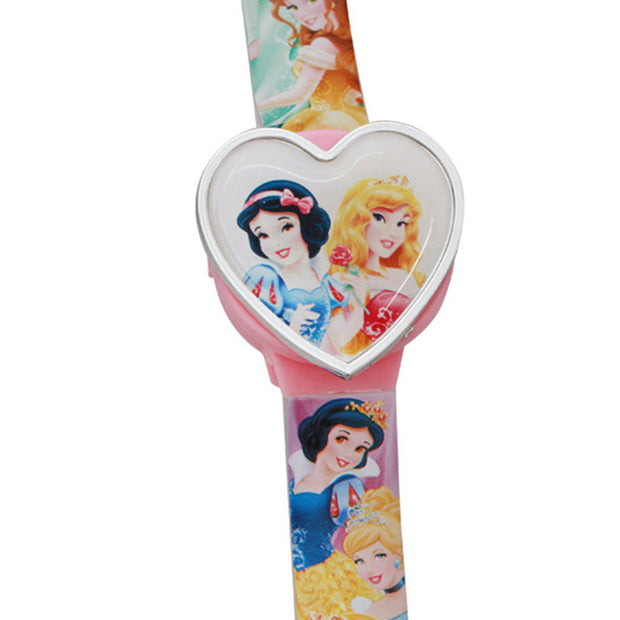 100% Genuine Disney Watch Relojes Children Watch Princess Watches Kids Digital WristWatch Girl Gift 89004-83