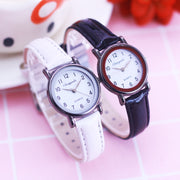 2018 CYD Famous Brand Seller Women Ladies Dress Small Quartz Wristwatch Girls Fashion Casual Simple Leather Electronic Watches