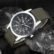 2018 New Arrival XINEW Fashion Mens Big Face Watches Nylon Strap Stainless Steel Back Casual Quartz Watch With Calendar Relogio