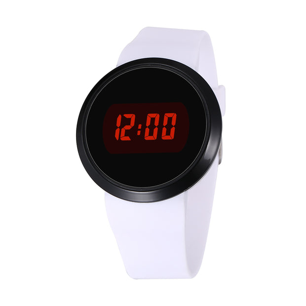 2018 Digital Watch Men Women Touchscreen LED Watch Men Women Fashion Boy Girl Child Night Watches Dropshipping Christmas Gifts