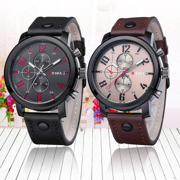 2019 Fashion Quartz Watch Men Watches Top Brand Luxury Male Clock Business Mens Wrist Watch Relogio Masculino#g8