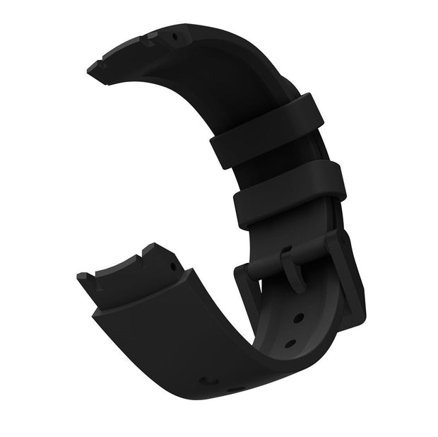 2019 Fashion Replacement Soft Silicone Wirstband Watch Band Strap For TIcwatch S Watch High Quality