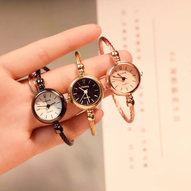 2019 New Women Watches Luxury Rose Gold Top Brand Geneva Reloj Fashion Sport Mujer Watch Women Bracelet For Watch Ladies