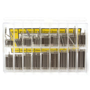 360pcs 8-25mm Professional Watch Tool Kit Remover Tool Repair With Case Band Bars Spring Link Pins