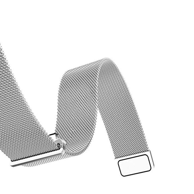 ASHEI 20mm 22mm Milanese Loop Strap For Samsung Galaxy Watch 46mm/42mm Band For Samsung Gear S3 Frontier / S3 Classic/Gear Sport