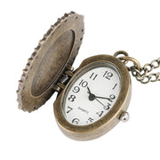 Alice In Wonderland Pokemon Bronze Pocket Watch For Woman Arabic Digital Pocket Watches Best Gift For Pocket Watch For Girl