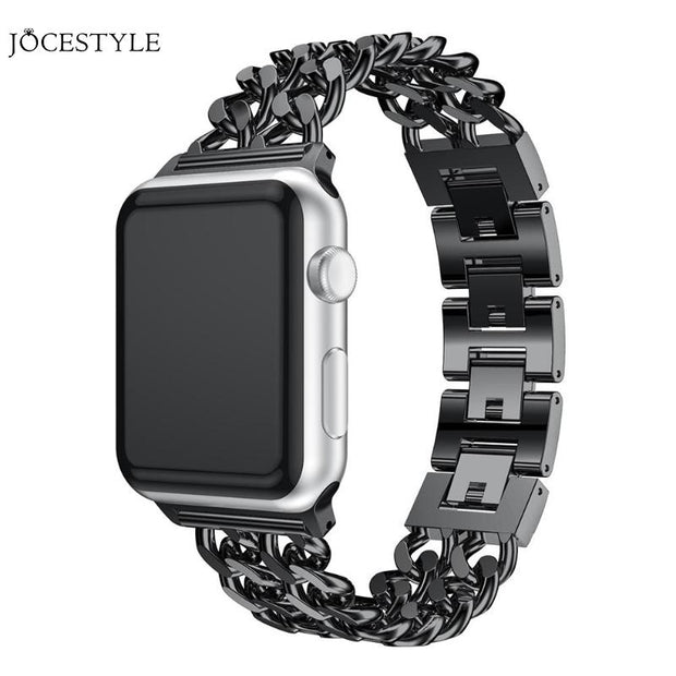 Alloy Watchband For Apple Watch Link Bracelet Replacement Strap Series 42mm Watch Strap Accessories